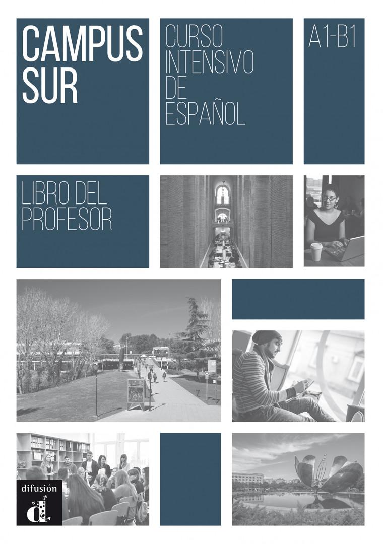 Campus Sur · Nivel A1-B1 Libro del profesor 3er TRIM. 2017