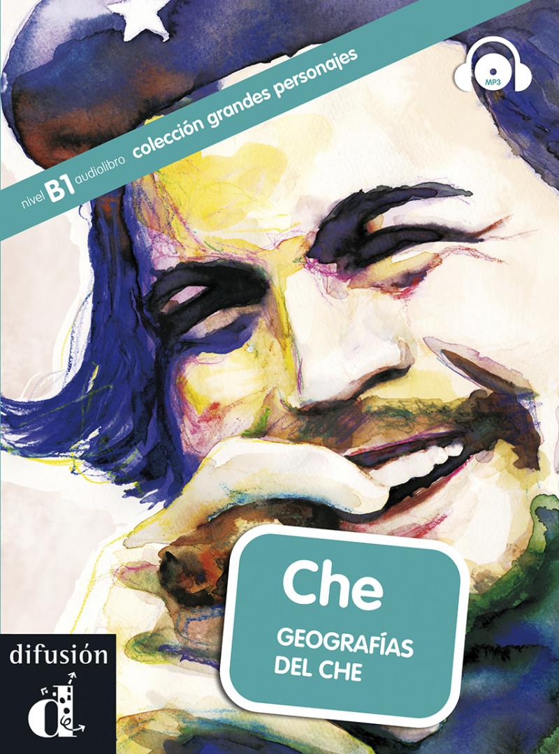 GRANDES PERSONAJES Che. Libro + CD (MP3) B1