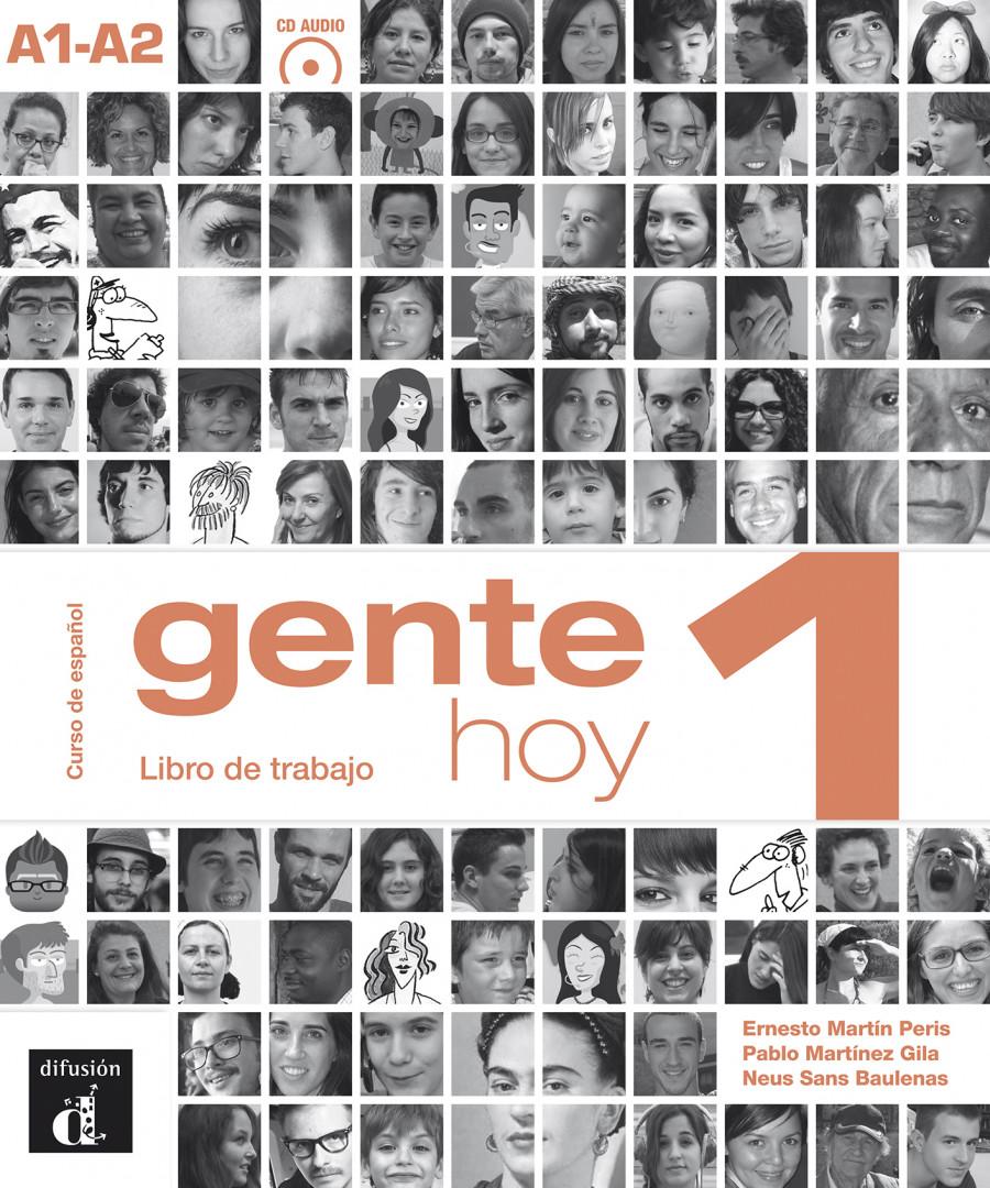 Gente hoy 1 · Nivel A1-A2 Libro de trabajo + CD