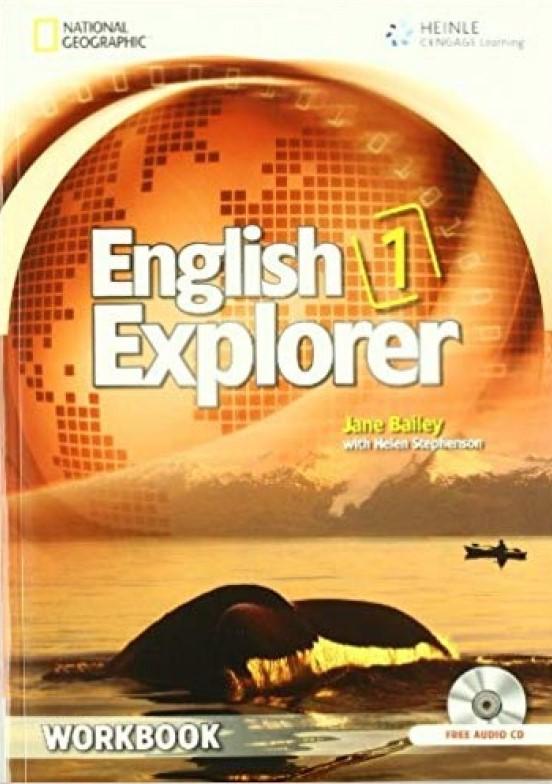 English Explorer 1 Workbook