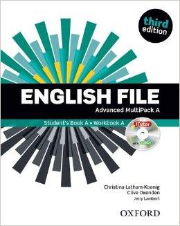English File Advanced MultiPACK A