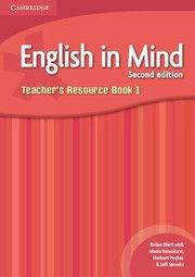 English in Mind Second Edition Level 1 Teacher\'s Resource Book-Ръководство за учителя по английски език