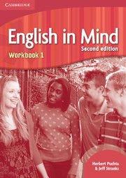 English in Mind Second Edition Level 1 Workbook - Учебна тетрадка по английски език