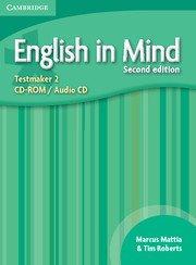 English in Mind Second Edition  Level 2 Testmaker CD-ROM + Audio CD- Тестове към учебника по английски език