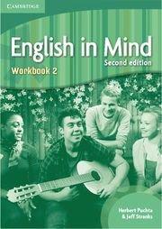 English in Mind Second Edition Level 2 Workbook - Учебна тетрадка по английски език