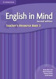 English in Mind Second Edition Level 3 Teacher\'s Resource Book-Ръководство за учителя по английски език