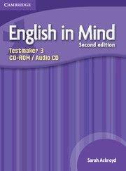 English in Mind Second Edition  Level 3 Testmaker CD-ROM + Audio CD- Тестове към учебника по английски език