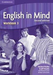 English in Mind Second Edition Level 3 Workbook - Учебна тетрадка по английски език