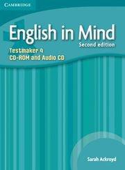 English in Mind Second Edition  Level 4 Testmaker CD-ROM + Audio CD- Тестове към учебника по английски език