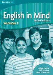 English in Mind Second Edition Level 4 Workbook- Учебна тетрадка по английски език