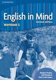 English in Mind Second Edition Level 5 Workbook - Учебна тетрадка по английски език