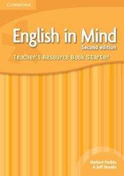 English in Mind Second edition - Starter Teacher\'s Resource Book - Ръководство за учителя по английски език