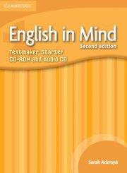 English in Mind Second edition - Starter Testmaker Audio CD/CD-ROM - Тестове към учебника по английски език