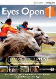 Eyes Open.Level 1 Presentation Plus DVD-ROM