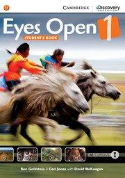 Eyes Open. Level 1 Student\'s Book. Учебник по английски език.