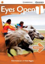 Eyes Open. Level 1 Workbook with Online Practice.Учебна тетрадка +допълнителни материали online.