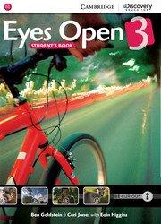 Eyes Open. Level 3 Student\'s Book. Учебник по английски език.