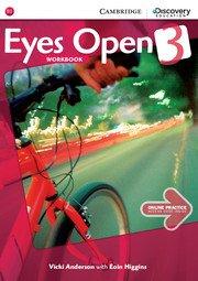Eyes Open. Level 3 Workbook with Online Practice.Учебна тетрадка +допълнителни материали online.