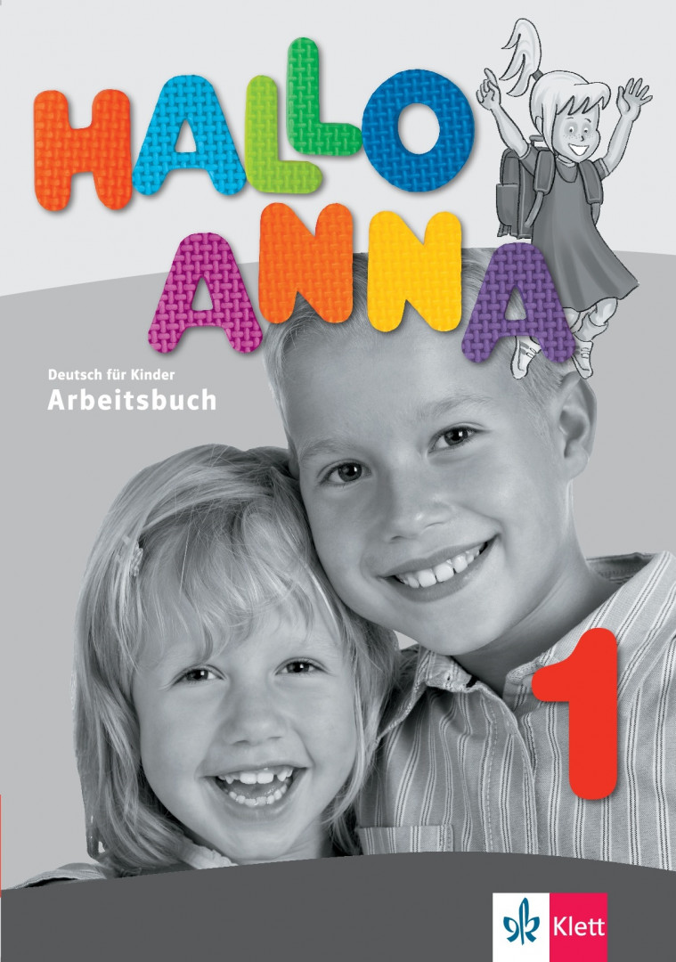 Hallo Anna 1 Arbeitsbuch