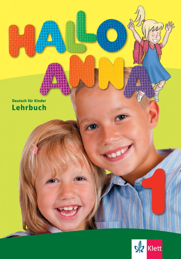 Hallo Anna 1 Kursbuch + 2 CDs