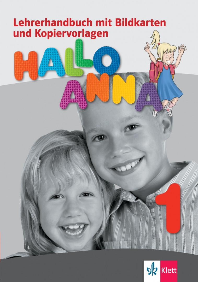 Hallo Anna 1 Lehrerhandbuch mit Bildkarten