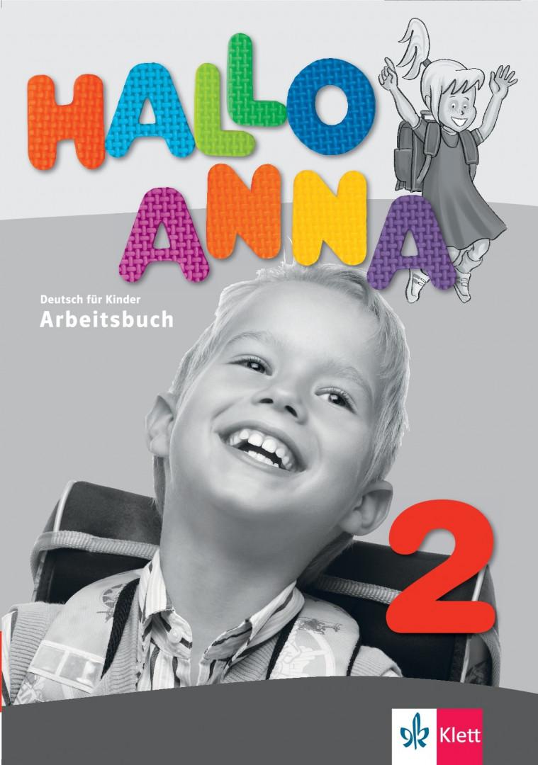Hallo Anna 2 Arbeitsbuch