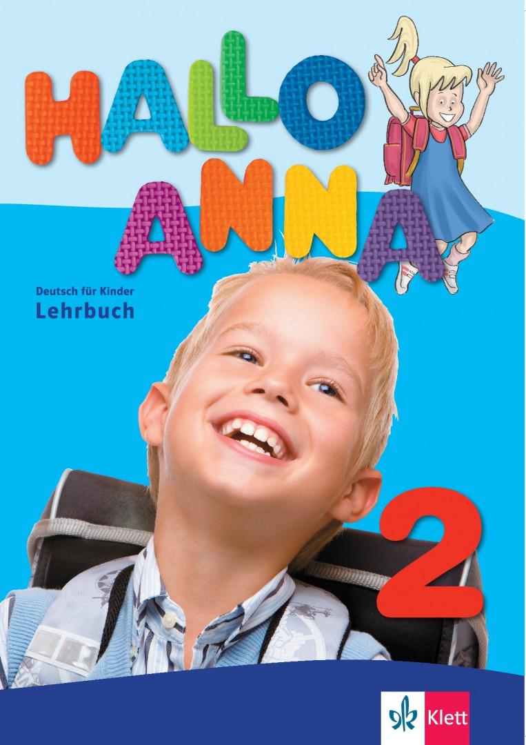 Hallo Anna 2 Kursbuch + 2 CDs