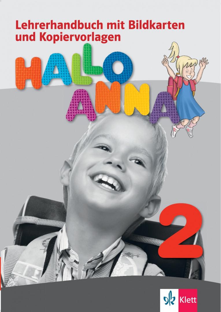 Hallo Anna 2 Lehrerhandbuch mit Bildkarten