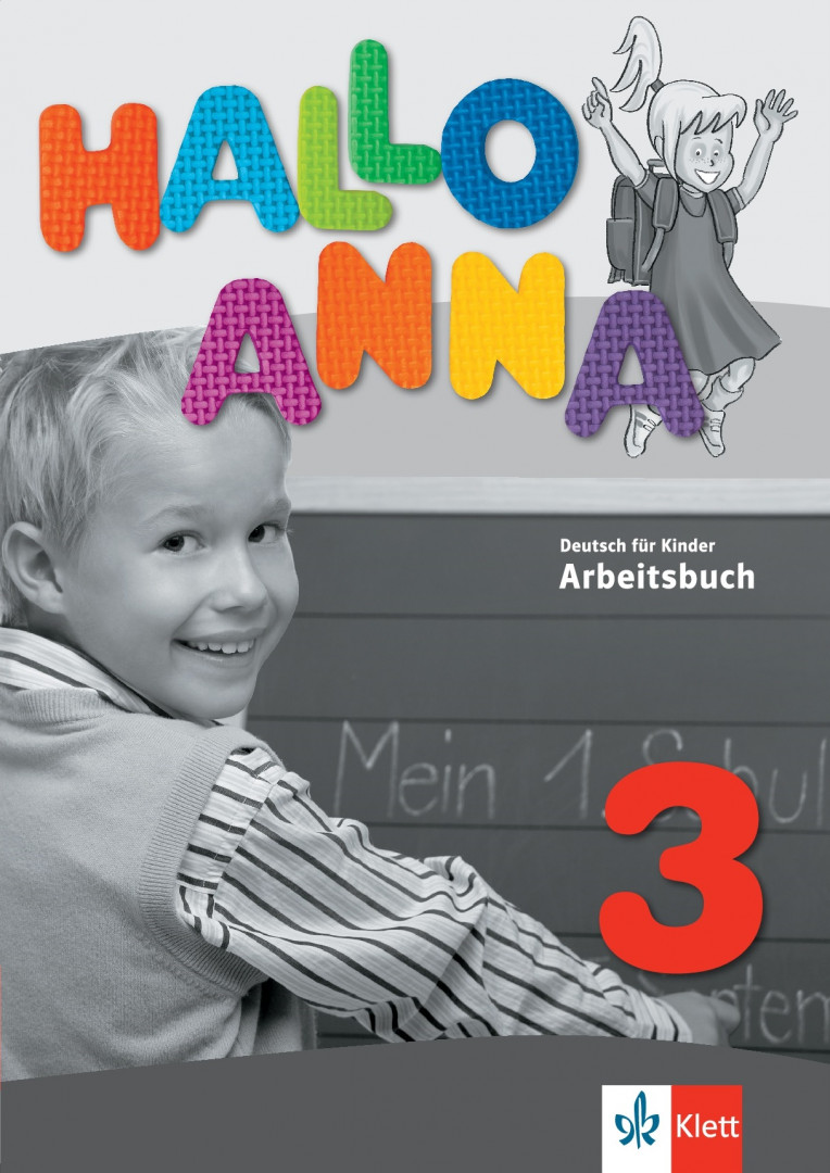 Hallo Anna 3 Arbeitsbuch