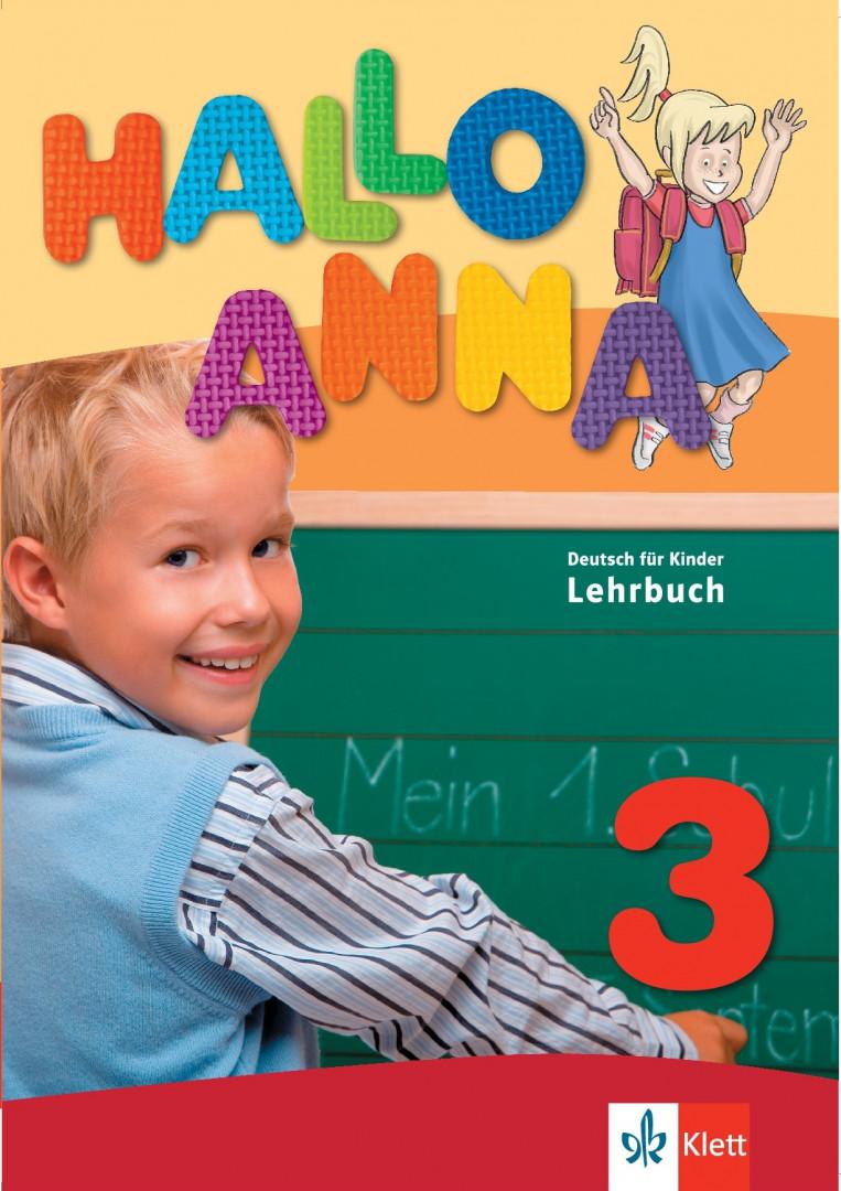 Hallo Anna 3 Kursbuch + 2 CDs