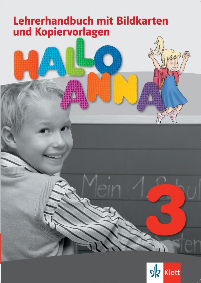 Hallo Anna 3 Lehrerhandbuch mit Bildkarten