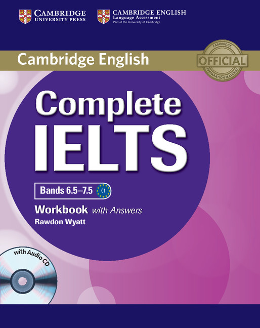 Complete IELTS Bands 6.5–7.5 Workbook with Answers with Audio CD