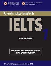Cambridge IELTS Practice Tests. Self-study Student's Book with answers. Практически тестове за самоподготовка за IELTS