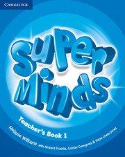Super Minds Level 1 Teacher\'s Book.Ръководство за учителя.