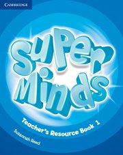 Super Minds Level 1 Teacher\'s Resource Book with Audio CD