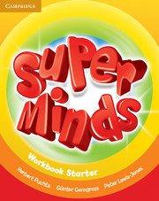 Super Minds Starter Workbook. Учебна тетрадка по английски 1-4 клас