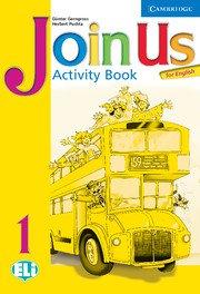 Join Us for English Level 1 Activity Book- Учебна тетрадка към учебника по английски език за деца 1-4 клас