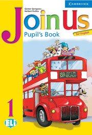 Join Us for English Level 1 Flashcards-Флашкарти към учебника по английски език за деца 1-4 клас