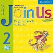 Join Us for English Level 2 Pupil\'s Book Audio CD- Аудио диск към учебника по английски език за деца 1-4 клас