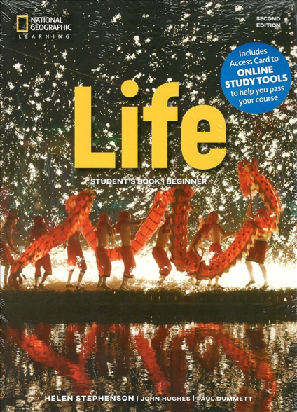 Life Beginner Second Edition Student's Book + App Code + Online Workbook