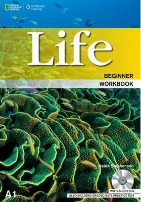 Life Beginner Workbook with Key and Audio CD