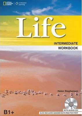 Life Intermediate Plus Student's with DVD