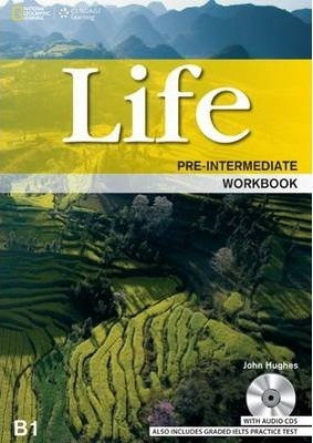 Life Pre-Intermediate: Workbook with Key and Audio CD