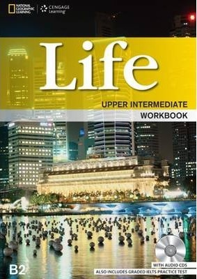 Life Upper Intermediate Workbook with Key and Audio CD