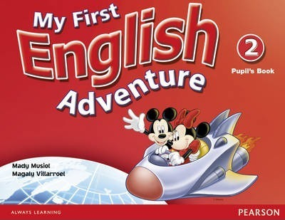 My First English Adventure Level 2 Pupil's Book