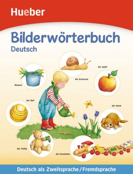 Bilderwörterbuch Buch mit MP3-Download.Картинен речник за деца.