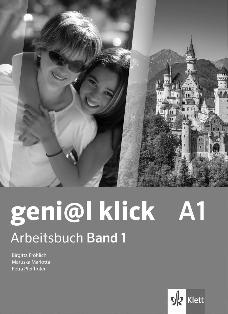 geni@l klick A1 Arbeitsbuch mit Audio-CD Teil 1