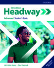 Учебник по английски език Headway Advanced Student's Book with Online Practice Fifth Edition