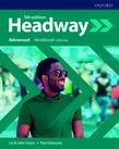 Учебна тетрадка по английски език Headway Advanced Workbook with Key Fifth Edition