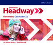 Headway Elementary Class Audio CDs Fifth Edition